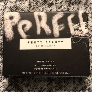 Fenty Invisimatte Blotting Powder